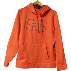 Men's Under Armour Orange Hoodie